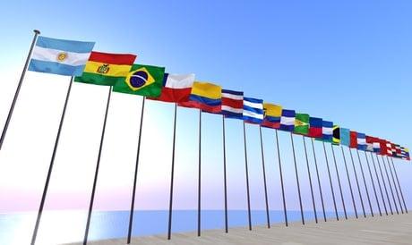 Flying Optalert S Flag In Latin America Optalert